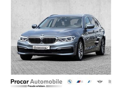 BMW 540 i xDrive Speed Limit Spurwechselassis