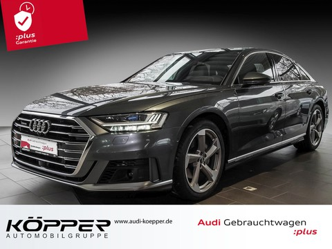 Audi A8 2.9 50 TDI qu S-tron SPORT FIN LASER ALLR-LENK