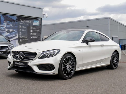 Mercedes C 43 AMG Coupe Carbon Night
