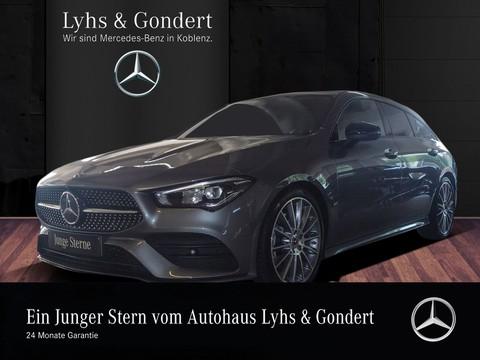 Mercedes-Benz CLA 220 Shooting Brake AMG ° Night