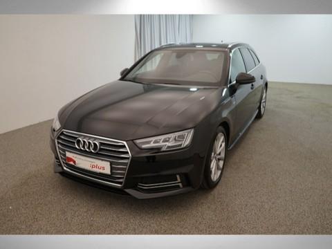 Audi A4 2.0 TDI Avant S line