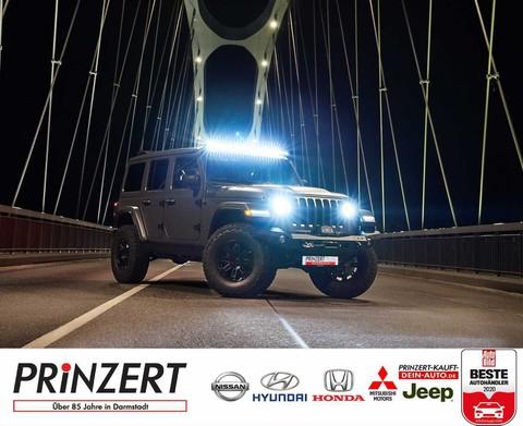 Jeep Wrangler 2.0 T-GDI JL ULTD 8AT Umbau Stage2 SkyOneTouch