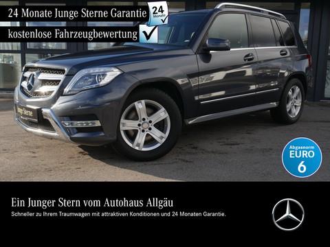 Mercedes-Benz GLK 220 AMG 8-FACH