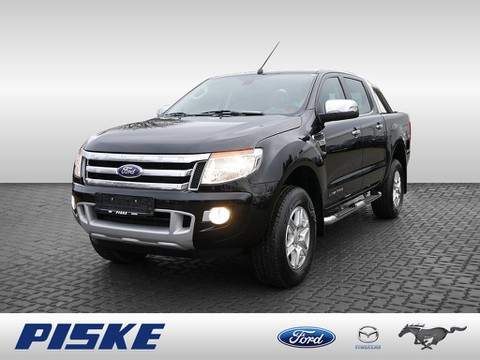 Ford Ranger 2.2 TDCi Limited Double Cab