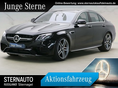 Mercedes E 63 AMG S Wide Drivers