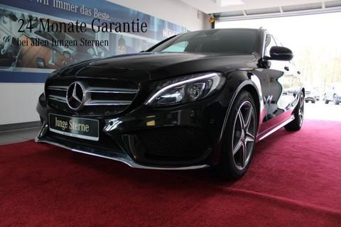 Mercedes-Benz C 180 AMG Line Automatik