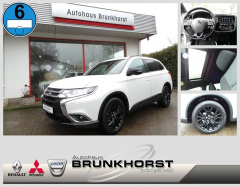 Mitsubishi Outlander 2.0 Edition Black-Paket