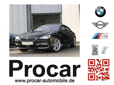 BMW 650 Gran Coupe xDrive GC Prof DA H K
