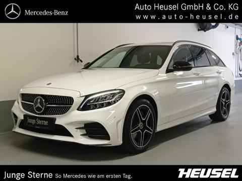 Mercedes-Benz C 180 T AMG Night Volldigital Burmester Ambiente