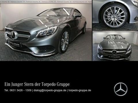 Mercedes S 500 COUPÉ AMG