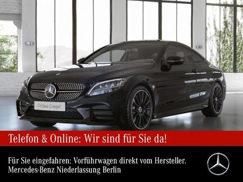 Mercedes-Benz C 300 Cp AMG Night Spurhalt