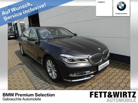 BMW 750 Li xDrive Fond-Ent B&W Komfortsitze