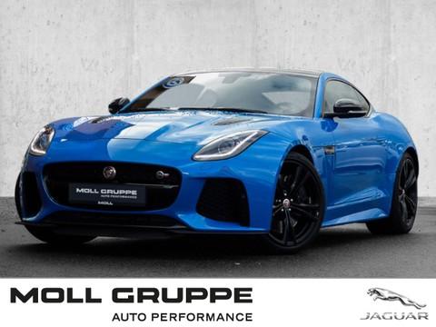 Jaguar F-Type 5.0 L Coupe SVR AWD V8 Klappe