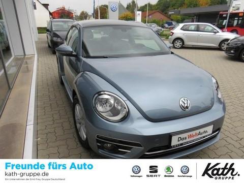 Volkswagen New Beetle 2.0 TDI DESIGN