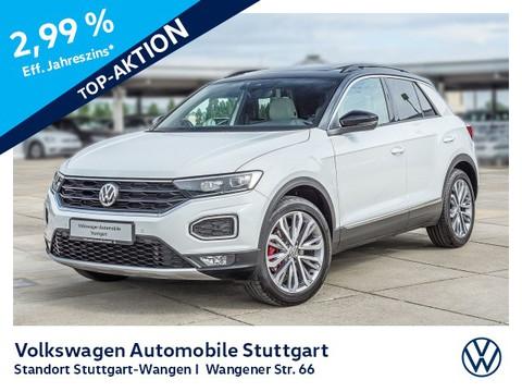 Volkswagen T-Roc 2.0 TSI Sport AID