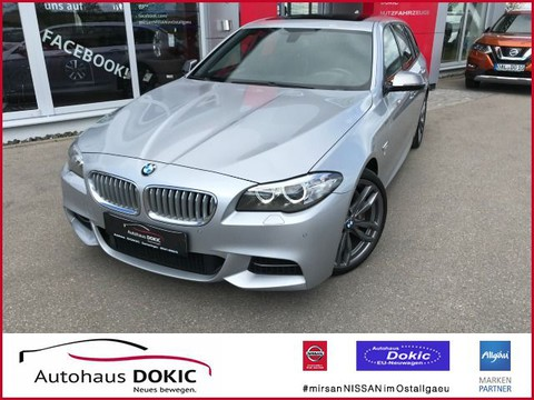 BMW 550 Baureihe 5 M550d xDrive 381PS