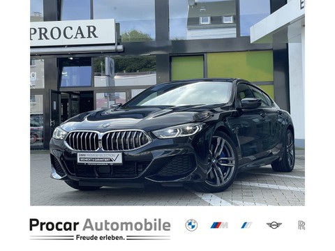 BMW 840 d xDrive Gran Coupe M DA Prof PA Laser SoftCl