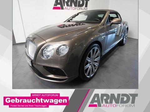 Bentley Continental GT V8 Convertible Mulliner Driving Spe