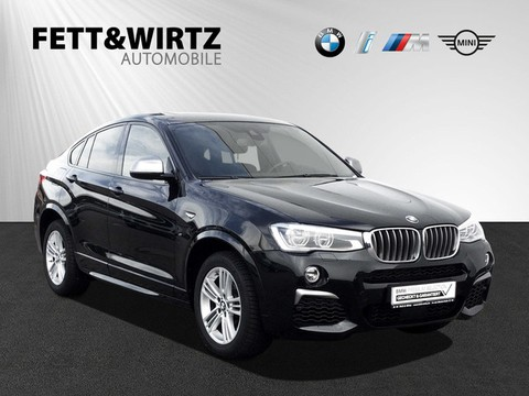 BMW X4 M40 i H K RKamera el GSD
