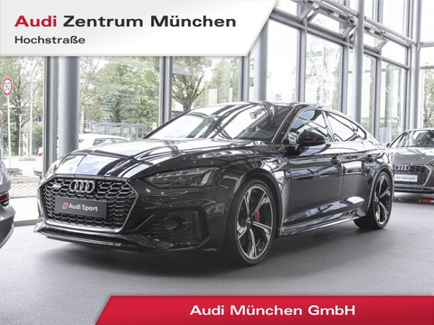 Audi RS5 Sportback Laserlicht Sportabgasanl