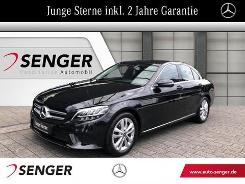 Mercedes-Benz C 180 ParkPaket Paket