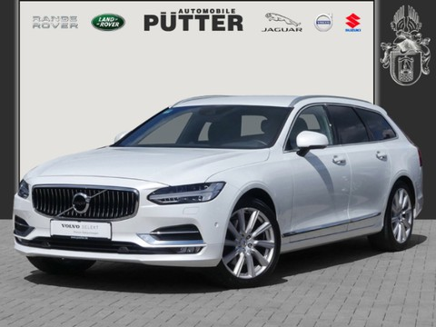 Volvo V90 T6 AWD Inscription Polestar