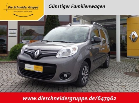 Renault Kangoo ENERGY TCe 115 Limited