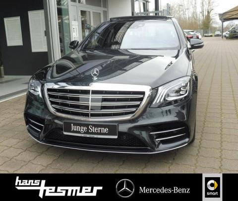 Mercedes-Benz S 400 d Limousine AMG-Line