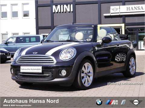 MINI Cooper Cabrio Chili 17ALU