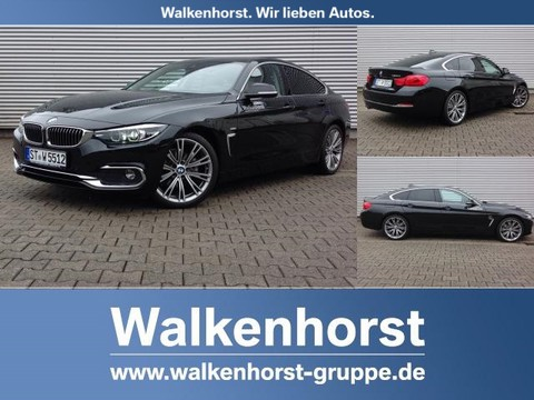 BMW 420 Gran Coupe d Luxury Line El