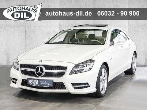 Mercedes-Benz CLS 350 BlueEFF AMG-Line