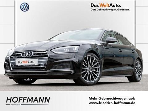 Audi A5 Sportback quattro 40TDI sport s-line