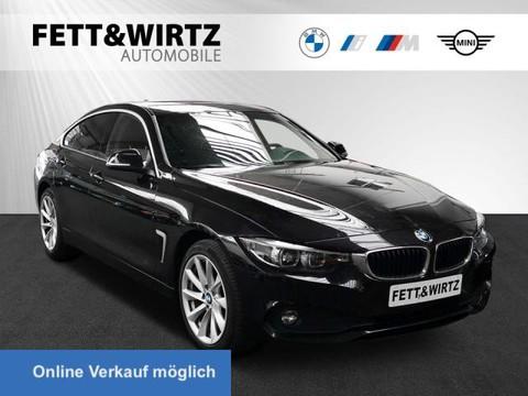 BMW 420 Gran Coupe xDrive D H K 18