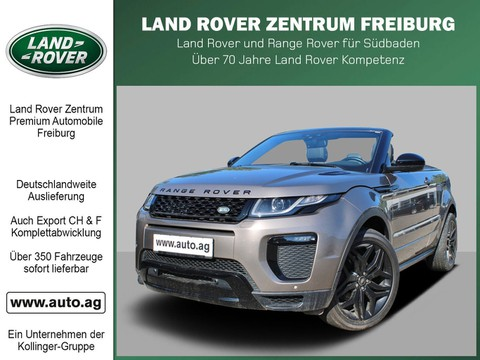 Land Rover Range Rover Evoque CABRIO TD4 HSE DYNAMIC APPROVED
