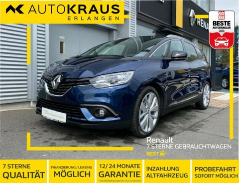 Renault Grand Scenic Limited Deluxe TCe 160
