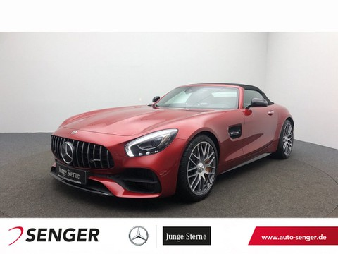 Mercedes-Benz AMG GT C Roadster Bremse Perf Abgasanl
