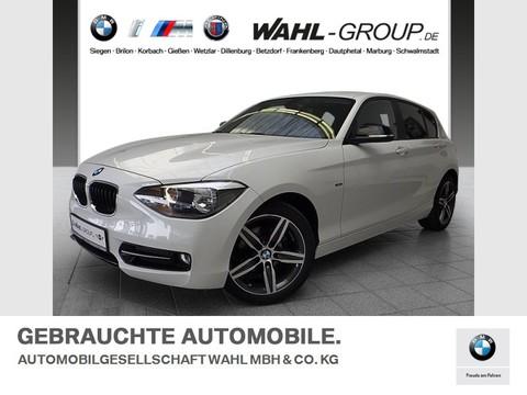 BMW 116 i Sport Line |