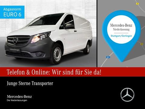 Mercedes-Benz Vito 111 Kasten Lang Audio 10