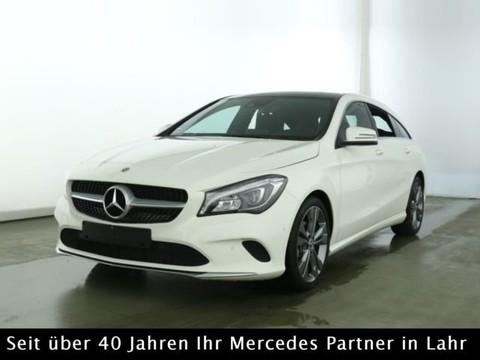 Mercedes CLA Shooting Brake 220 d