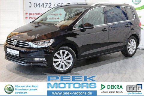 Volkswagen Touran 1.8 TSI Highline Discover Media 17Zoll