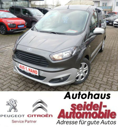 Ford Tourneo Courier 1.0 EcoBoost 74kW Trend Extras