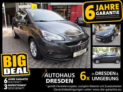 Opel Corsa 1.0 E Turbo ON S S - Lenkradheitzung