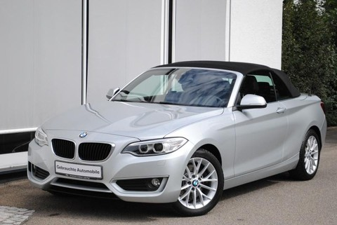 BMW 228 i Cabrio Advantage Business