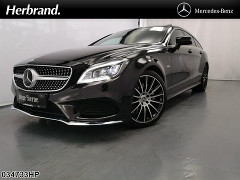 Mercedes-Benz CLS 400 Shooting Brake Final Edition AMG Distron