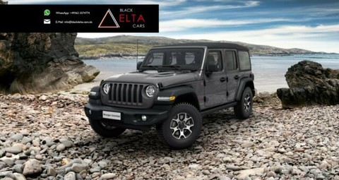 Jeep Wrangler 2.0 Unlimted Rubicon T MY2020