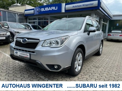 Subaru Forester 2.0 Exclusive D Top-gepflegt