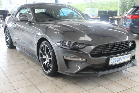 Ford Mustang 2.3 Convertible EcoBoost Klappenauspuff
