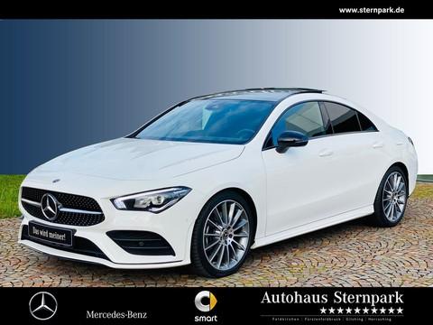 Mercedes-Benz CLA 200 Coupé AMG MBUX Night 19