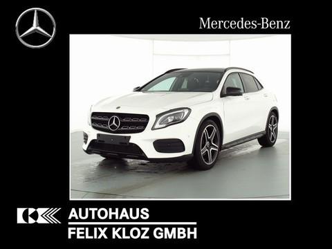 Mercedes-Benz GLA 180 AMG-Line Night Spur-Paket