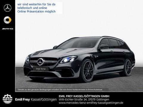 Mercedes-Benz E 63 AMG S AMG T Carbon Perform braun
